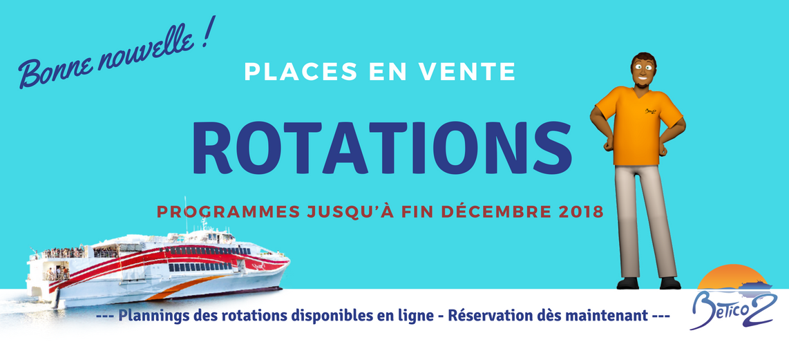 ROTATIONS PROGRAMMEEs